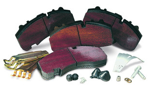 Textar Air Disc Brake Pads