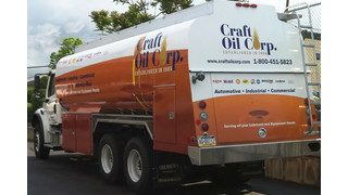 Oilmen's Truck Tanks delivers nation's first aluminum truck tank for delivering both lubricants and DEF