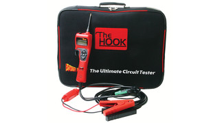 The Hook circuit tester