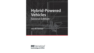 SAE International releases second edition of 'Hybrid-Powered Vehicles' book