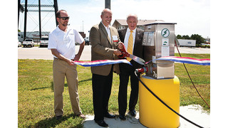 Sapp Bros. Travel Plaza in Omaha offers plug-in power