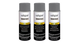 Galvanized Aerosol Primers