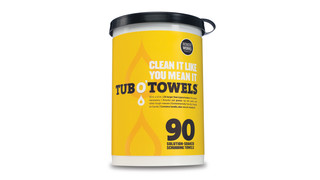 Tub O'Towels Cleaning Towels