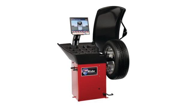COATS ProRide Diagnostic Wheel Balancer