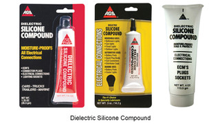 Dielectric Silicone Compound