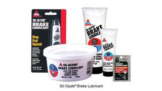 Sil-Glyde Brake Lubricant