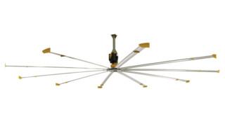 PowerFoil X2.0 industrial ceiling fan