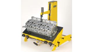 Pneumatic Valve Spring Bench No. PSB-5000