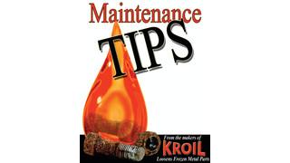Free Plant Maintenance Ideas Bulletin