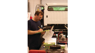 NationaLease Tech Challenge recognizes top technicians in North American Truck Leasing Organization