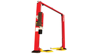 Rotary Lift Shockwave-equipped lifts approved by leading vehicle manufacturers