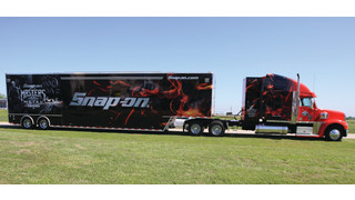 Snap-on Masters of Metal Tour celebrates service technicians as 'Masters of Their Trade'