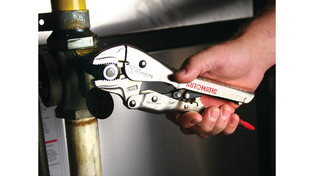 Tool Review: C.H. Hanson Automatic Locking Pliers