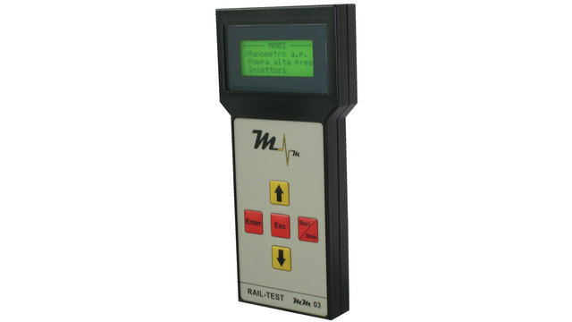 MM03 Diesel Common Rail System Diagnostic Tool