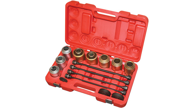 Tool Review: SP Tools Manual Bushing Removal and Installation Kit