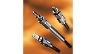 Bosch Duraterm glow plugs warm up faster, operate at optimal temperature to prevent diesel engine damage