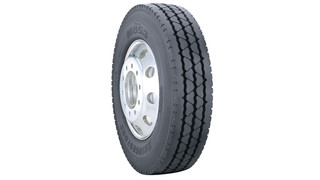 Bridgestone launches new on/off highway radial
