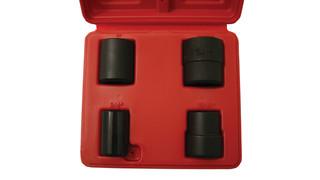 4-piece emergency lug nut remover socket set No. A154