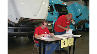 Oklahoma SuperTech2012 competition includes technicians and students