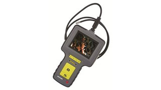 High-Performance Recording Video Borescope System No. DCS1600
