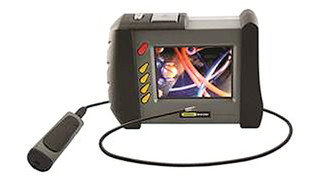 High-Performance Wireless Recording Video Borescope System No. DCS1800