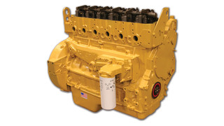 Caterpillar C7 Common Rail Complete Remanufactured Diesel Engine