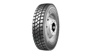 New Kumho tires medium commercial truck tire released