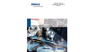 Medium Duty Diesel Catalog No. AP-90-12