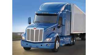 Peterbilt's Model 579 receives Smartway designation