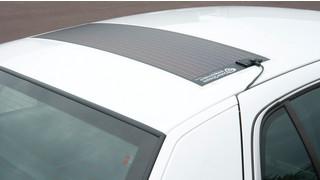 SolarStream Vehicle Solar Charging Panel