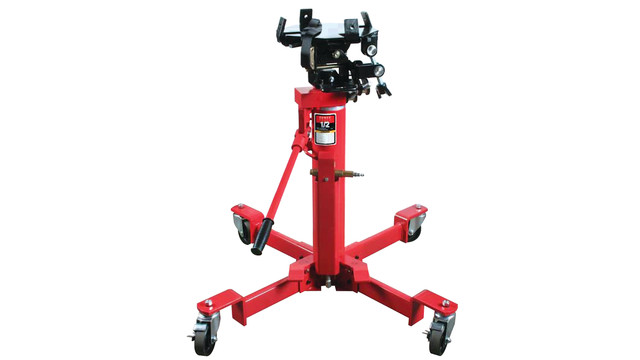 Air and Hydraulic Telescopic Transmission Jack (with video)