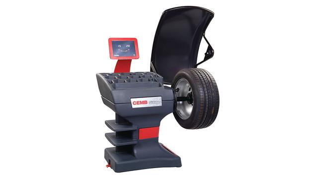 ER80 Digital Balancing Machine