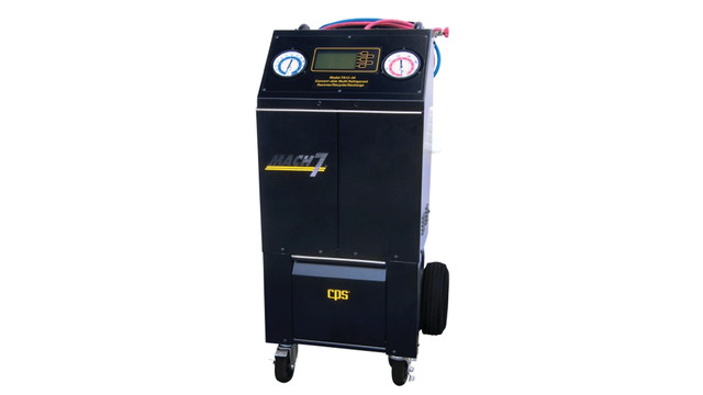 Multi-Refrigerant Recovery/Recycle/Recharge Machine