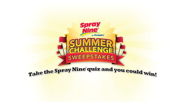 Permatex launches Spray Nine Summer Challenge Sweepstakes