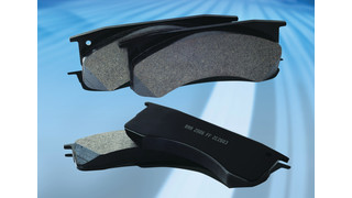 QuietCast Medium Duty Disc Brake Pads