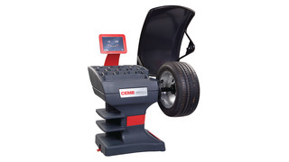 ER80 Digital Balancing Machine