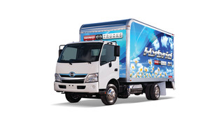 Hino Trucks sets U.S. launch plan for new Class 5 cab-over