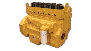 Caterpillar C7 Common Rail Complete Remanufactured Diesel Engine