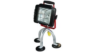 Magnetic Mount Quartz Halogen Work Light No. WAL-M-500-120