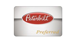 PACCAR Parts rewards Peterbilt Preferred loyalty card holders