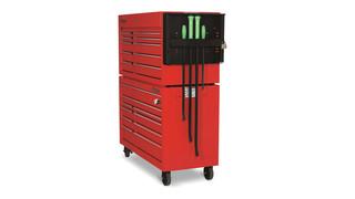 24 heavy duty locking pry bar rack No. KAPR24PVA