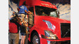Volvo 'Big Rig' exhibit opens at Greensboro Children's Museum