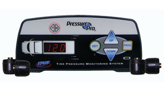 Truck Tire Pressure Monitoring System