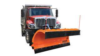 SnowDogg Trip Edge Municipal Plows