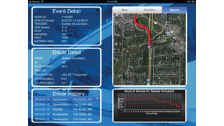 PeopleNet software alerts drivers of traffic incidents