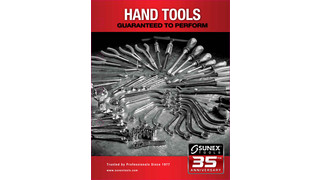 Sunex 2012 Hand Tools Product Catalog