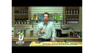 Plews Edelmann UltraLube grease gun video