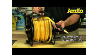 Amflo air-hose reel tool video