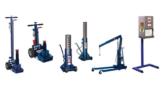 MAHA USA expands jack and lifting line