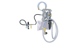 Diaphragm Pump Evacuation System No. 4100